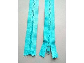 Zip tyrkysový- více variant