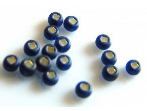 Modrá se stříbrným průtahem 91