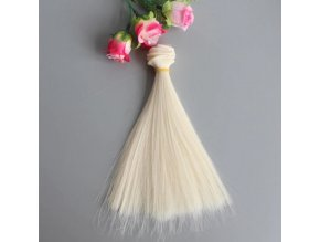 Vlasy na panenku #1