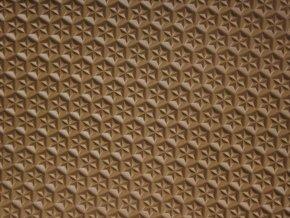 Obuvnická plotna 4 mm světle hnědá