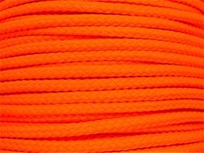 Loopy fluorescenční oranžová