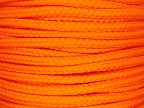 Loopy mandarinková