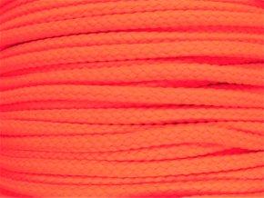 Loopy fluorescenční červená