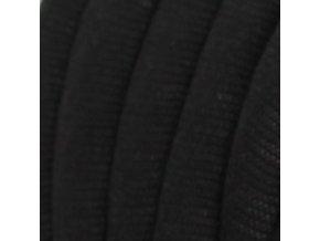 Marshmallow černá 1 metr