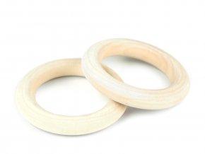 Dřevěný kroužek 60 mm