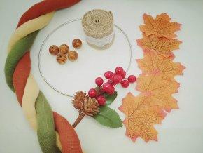 Balíček na výrobu věnce podzimní 4