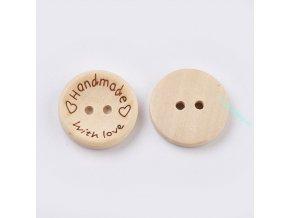 Knoflíky handmade 25 mm