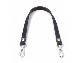 Popruh na tašku 35 cm černý