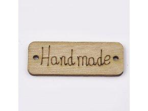 Cedulka handmade 8
