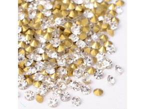 Broušené kamínky crystal 4,8mm
