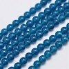Jadeit prussian blue 8 mm