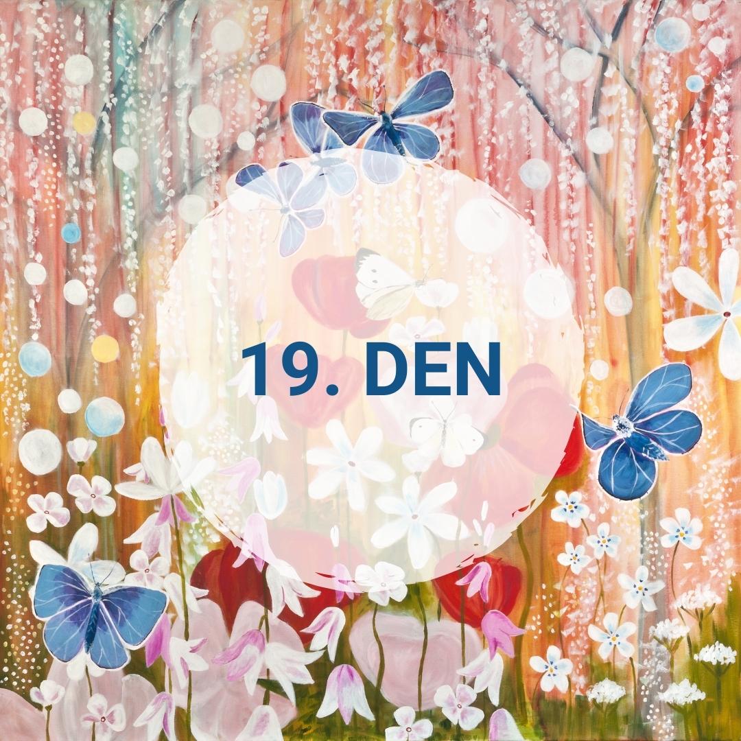 19.den: Moje bezpečí v hojnosti