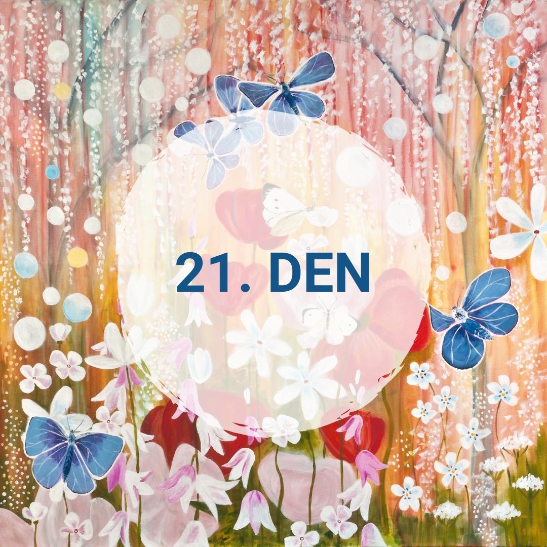 21.den: Meditace VELKÝ OBRAT