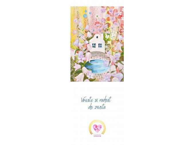 Feng shui obrazy zalozky do knih (13)