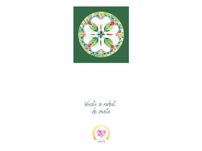 Feng shui mandala hojnost zalozky do knih (23)
