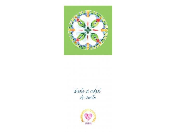 Feng shui mandala hojnost zalozky do knih (24)