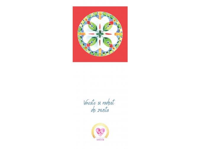 Feng shui mandala hojnost zalozky do knih (22)