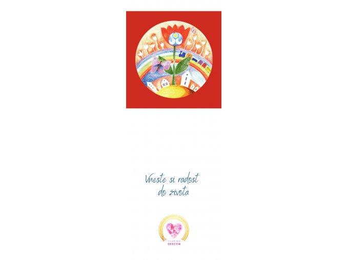 Feng shui mandala kreativita zalozky do knih (28)