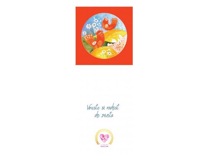Feng shui mandala partnerstvi zalozky do knih (48)
