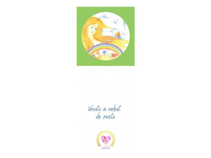 Feng shui mandala cesta zalozky do knih (2)