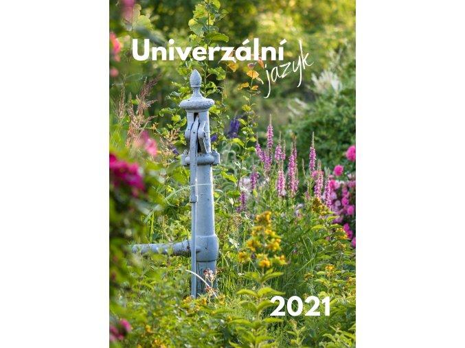 Kalendář 2021 Univerzální jazyk