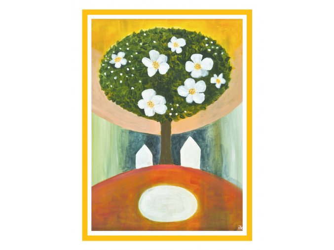 Feng shui obrazy Stromy jsou nasi andele 1