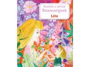 Tvorimesrdcem knihy pro deti Rozmarynek Leto 01
