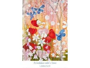 Tvorimesrdcem ceske pohlednice 10x15cm (3)