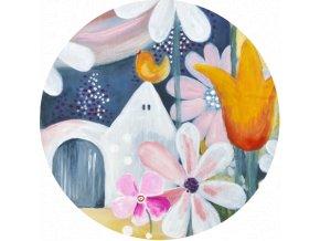 kretivni magnetka u nas v tulipanove II 2