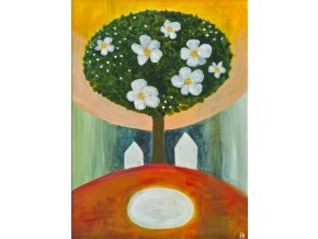 Stromy jsou naši andělé - plakát originální formát S RÁMEM