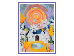 Feng shui obrazy U nas v Tulipanove I 1