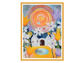 Feng shui obrazy U nas v Tulipanove I 2