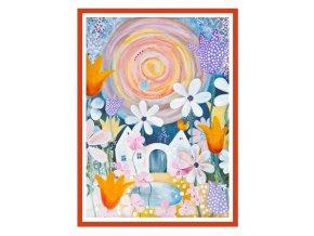 Feng shui obrazy U nas v Tulipanove II 3