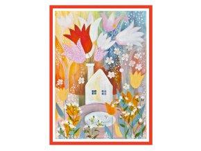 Feng shui obrazy Jaro v Tulipanove 1