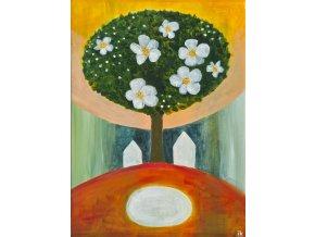 Stromy jsou naši andělé - plakát originální formát