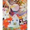 Feng shui obrazy Ireny Kovarove Andel zehna zahradkarum plakat stredni w