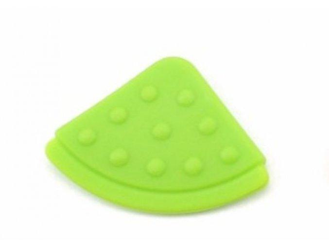 Kousátko ROŽEK našívací 45mm (1ks) - green