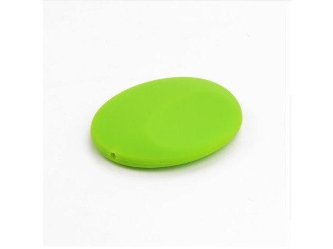 Silikonová placička 50mm (1ks) - zelená