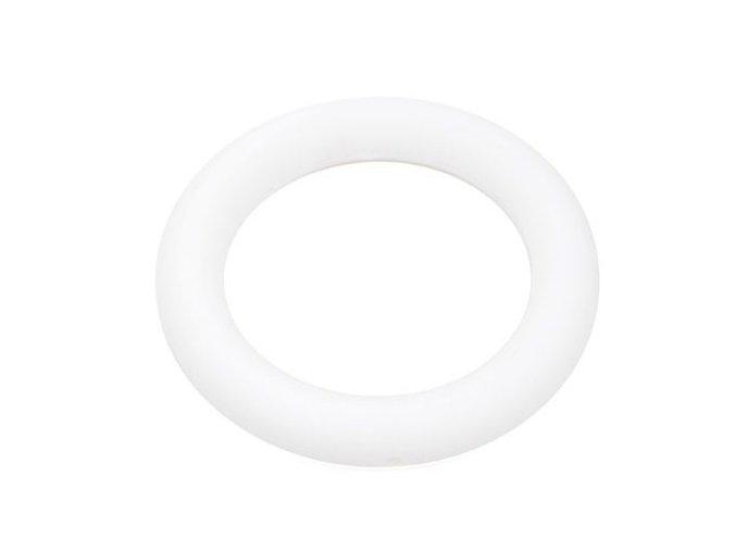 Silikonový kroužek 65mm (1ks) - snow