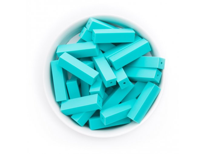 Rectangle 40mm Turquoise 530x@2x