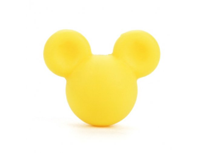 Cartoon Mickey Loose Silicone Bead BPA Free Silicone Beads Teether DIY Animal Teething Beads Food Grade.jpg 640x640 (11)