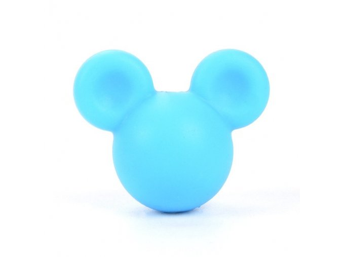 Cartoon Mickey Loose Silicone Bead BPA Free Silicone Beads Teether DIY Animal Teething Beads Food Grade.jpg 640x640 (5)