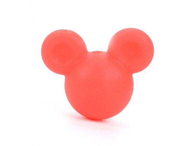 Cartoon Mickey Loose Silicone Bead BPA Free Silicone Beads Teether DIY Animal Teething Beads Food Grade.jpg 640x640 (2)