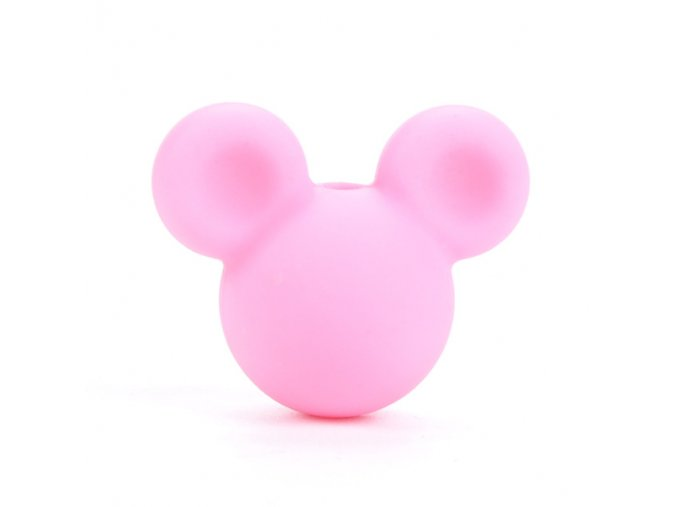 Cartoon Mickey Loose Silicone Bead BPA Free Silicone Beads Teether DIY Animal Teething Beads Food Grade.jpg 640x640 (10)