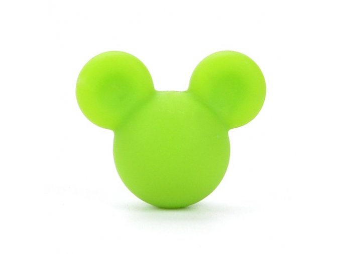 Cartoon Mickey Loose Silicone Bead BPA Free Silicone Beads Teether DIY Animal Teething Beads Food Grade.jpg 640x640 (6)