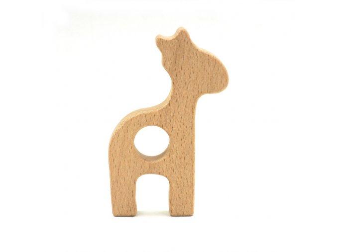 Kousátko - žirafa 6cm (1ks)