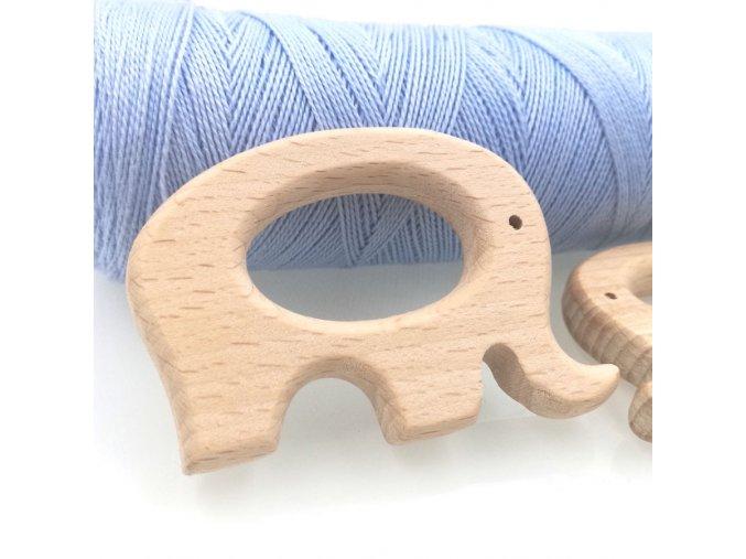 Kousátko - slon 6cm (1ks)
