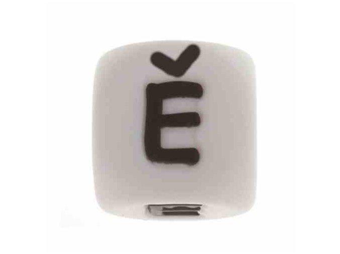 """Silikonová písmenka - """"Ě"""" (1ks)"""