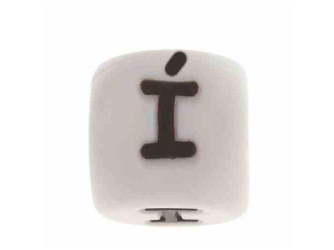 "Silikonová písmenka - "" Í "" (1ks)"