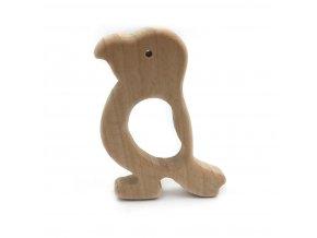 Dřevěné kousátko 80mm (1ks) - datel
